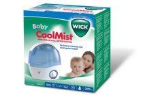 Wick ultrahangos hidegpárásító,légnedvesítő h
