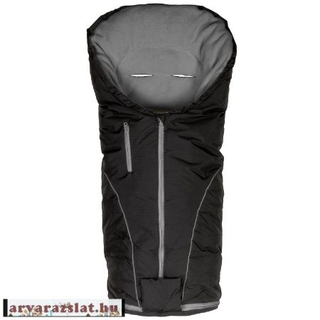 Alta bebe bundazsák babakocsizsák lélegző hőkiegyenlítés fekete új