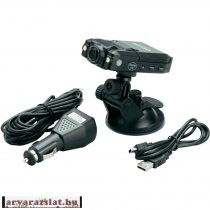 Autós kamera, HD Unitec 12 V új