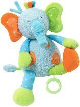 Fehn felköthető zenélő  elefánt,  új