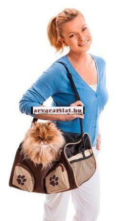 Kisállat hordozó táska új