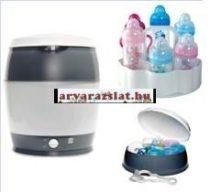 MAM cumisüveg sterilizáló BPA mentes ÚJ