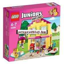 LEGO juniors 10686  Lego családi ház új