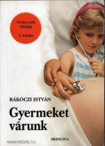 Rákóczi István Gyermeket várunk könyv