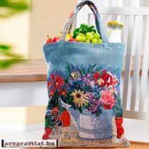 Gobelin jellegű táska új