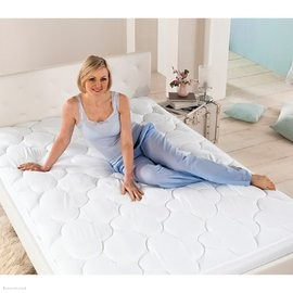Vastag könnyű puha matracvédő új