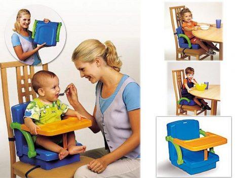 Kids kit etetőszék székre rakható új
