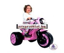 Hatalmas elektromos tricikli,motor Hello kitty quad