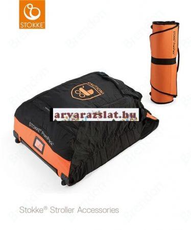 Stokke hordtáska babakocsihoz PramPack Orange/Black