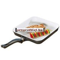 Kerámia bevonatos grill serpenyő új