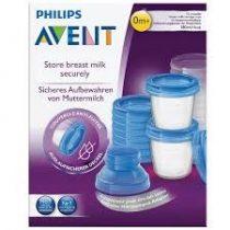 Philips Avent Via anyatej tárolórendszer 22db