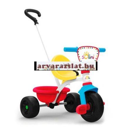 Solini tricikli jármű szülőkarral  új