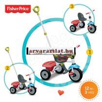 Fisher Price tricikli kiesésgátlóval-szülőkormánnyal h