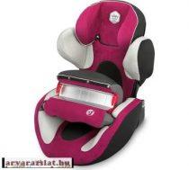 Kiddy energy pro gyerekülés pink pajzs és szűkítő biztonsági autósülés