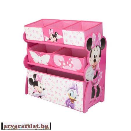 Disney Minnie Mouse fakeretes játéktároló