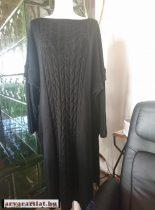 Kötött hosszú női ruha  6xl