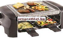 Petra raclett sütő 2in1 új asztali grill