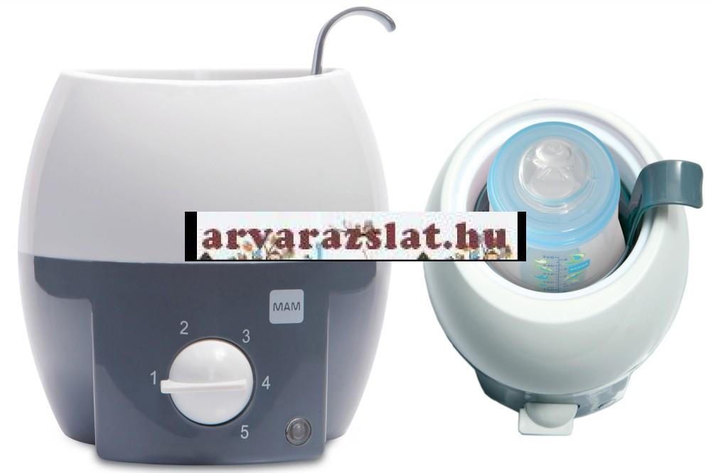 42efdae3183d MAM cumisüveg és bébiétel melegítő új - Árvarázslat Webáruház