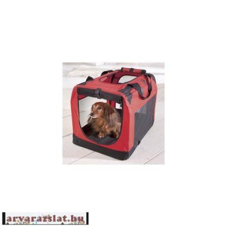 Kutya-macska szállító box  összecsukható új