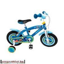 Némó gyermekkerékpár pótkerékkel, gyerek bicikli 12-es új