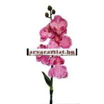 Solár orchidea napelemes kerti dekoráció új