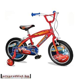 disney verdák gyerek kerékpár gyerek bicikli segédkerékkel 16