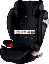 Cybex Solution M-Fix  gyerekülés,autósülés fekete isofixes h