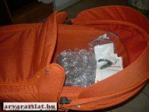 stokke mózes  új limitált széria melange orange esővédő