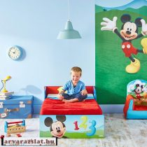 Fa dekoratív  gyerekágy 70*140 cm új miki egeres micky mause