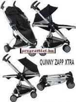 Quinny Zapp Xtra2 dönthető  babakocsi fekete