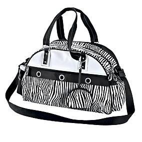 Utazó és pelenkázó táska zebra új
