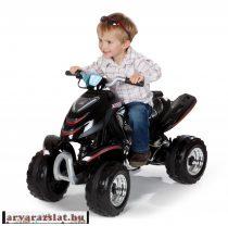 Smoby X Power Elektromos Quad Fekete gyermek jármű h
