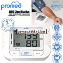 Promed felkaros vérnyomásmérő új