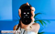 Travis fordítógép beszédfelismerő tolmácsgép fekete új  Azonnal készleten