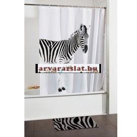 """Zuhanyfüggöny  """"Zebra""""  új"""