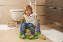 Kids kit WC szűkitő fellépő, lépcső, bili és szűkítő, 3 az 1-ben