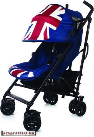 easywalker  mini esernyőbabakocsi sport kocsi h UNION jACK limitált
