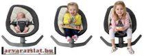 Nuna babaringató pihenőszék gyerekszék 65 kg-ig drapp bontatlan