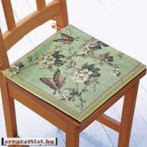 Gobelin jellegű szék párna új