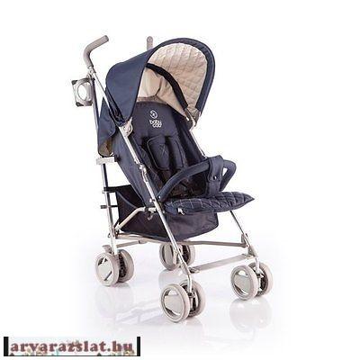 Babycab David karfás sport esernyőbabakocsi s.kék italtartóval b954a5bb30