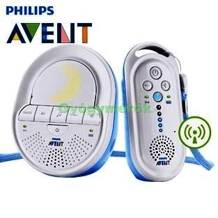 Philips AVENT bébiőrző 505 Dect bébiőr új