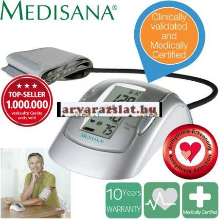 Medisana Automatikus Felkaros Vérnyomásmérő új