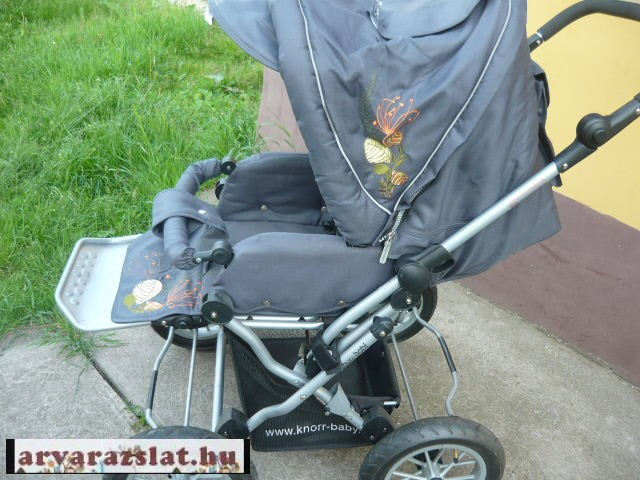 Knorr baby átfordítható tolókaros babakocsi h - Árvarázslat Webáruház 8a8096b093