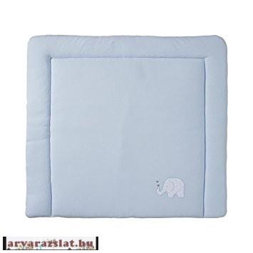 Bornino v.kék textil pelelenkázólap,pelenkázófeltét új