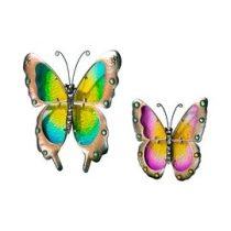 Óriás pillangó dekor 1 db új