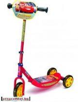 Smoby Verdák háromkerekű roller - Villám McQueen