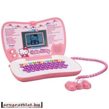 CLEMENTONI Hello Kitty laptop német nyelvű