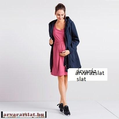 2Hearts kismama kabát, női kabát vízálló