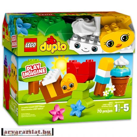 Lego Duplo 10817 Kreatív Láda új