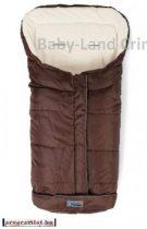 Babycab barna bundazsák vastag béléssel új